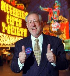 Las Vegas Mayor Oscar Goodman.