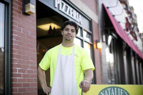 Tony Habchi, son of the owner of Natalie's Pizza, said the bar's closing may prompt the pizza parlor to expand its delivery zone.