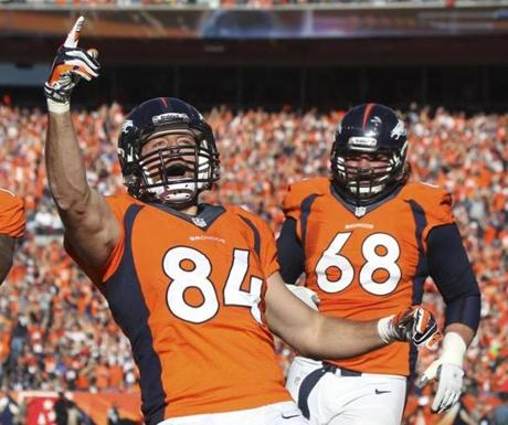 Tamme pointed to the sky in celebration.
