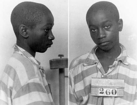 George Stinney was executed in South Carolina at age 14, after being convicted in the deaths of two white girls.
