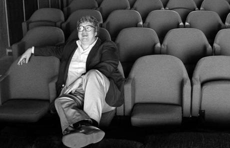 "Roger Ebert in the documentary ""Life Itself."""