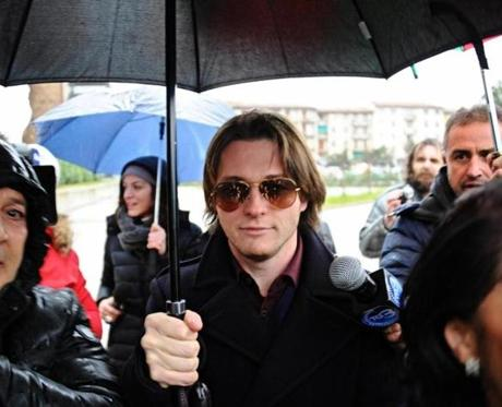 Raphael Sollecito's conviction was also upheld.