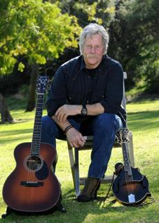 Chris Hillman says he started out in traditional bluegrass bands.