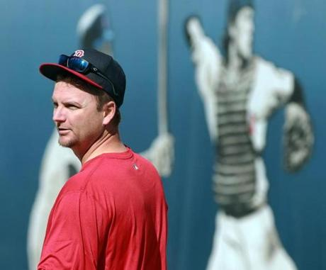Pierzynski is joining the Red Sox after playing for the Texas Rangers last season.