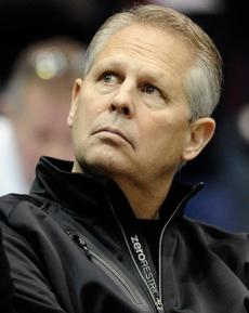Danny Ainge is braced for a busy week.