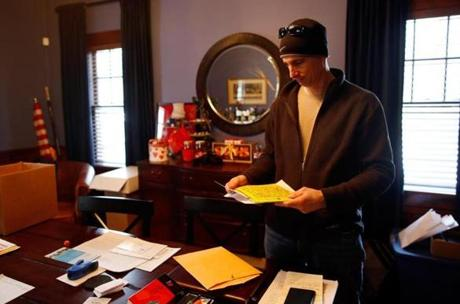 The family has received what Bill estimates to be thousands of letters in the wake of the bombings.
