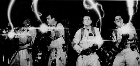 "Mr. Ramis (right) played the  super-intellectual Dr. Egon Spengler in ""Ghostbusters"" (1984) and ""Ghostbusters II"" (1989), both of which he co-wrote."