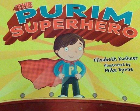 """The Purim Superhero"" tells the story of a boy conflicted over his choice of a costume for his school's Purim festival. He goes to his two fathers for advice."