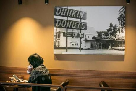 South Korea is now home to more than 900 Dunkin' Donuts, nearly as many as there are in Massachusetts.