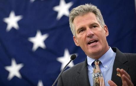 """Shaheen's allies in Washington were running negative ads against me for months,"" said Scott Brown, a possible candidate."
