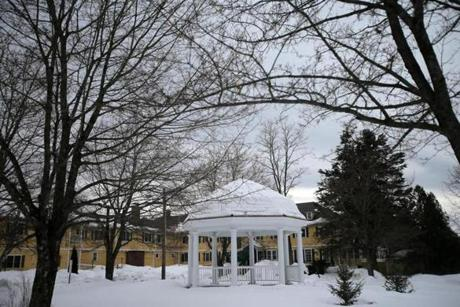 The century-old Bethel Inn Resort continues to provide a curative balm for guests.
