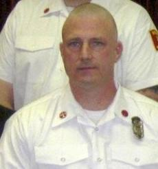 Boston Fire Lieutenant Edward J. Walsh Jr.