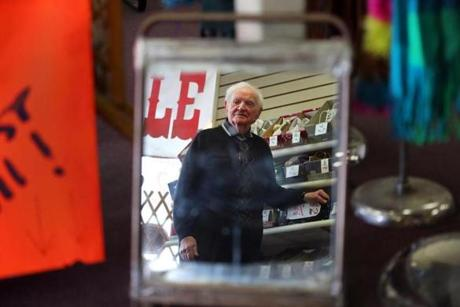 For Henry Wein, the decision to close up his shoe store in East Boston on Sunday is a heartbreaking one.