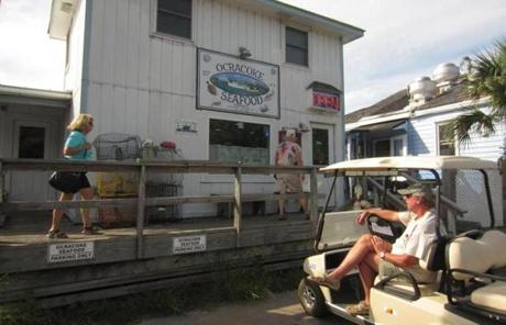 Photos ocracoke island photo 8 of 23 pictures the for Boston fish house