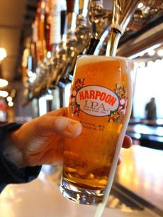 Harpoon Brewery has daily tours beginning at 11 a.m.
