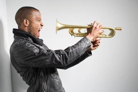 New Orleans funkateer Trombone Shorty.