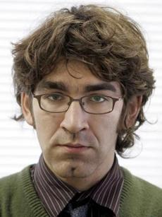 US journalist Simon Ostrovsky was kidnapped by pro-Russian separatists in Ukraine.