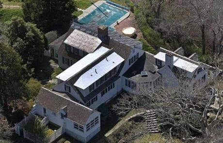 Gee said the Falmouth compound was never intended to be his residence.