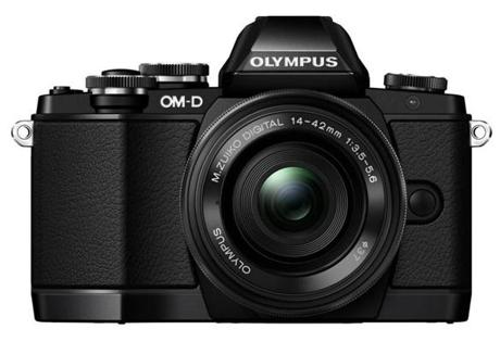 Olympus camera from Hunt's Photo.