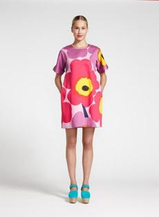 50th anniversary collection from Marimekko. HANDOUT 15Marimekko