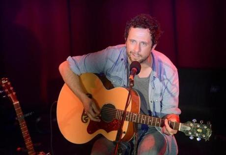 Will Hoge performed at HGTVs The Lodge at CMA Music Fest 2014 on June 6 in Nashville.