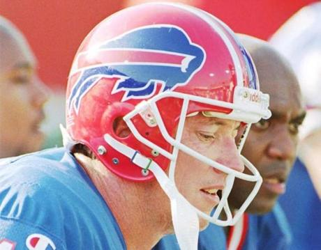 Jim Kelly didn't want to leave the game after the 1996 season, but ultimately chose to retire.