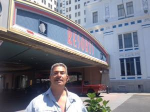 Atlantic City taxi driver Adam Lane, outside the Resorts casino, thinks Massachusetts is crazy to consider building casinos.
