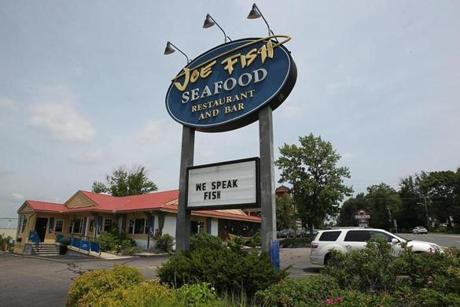 Joe Fish Seafood Restaurant