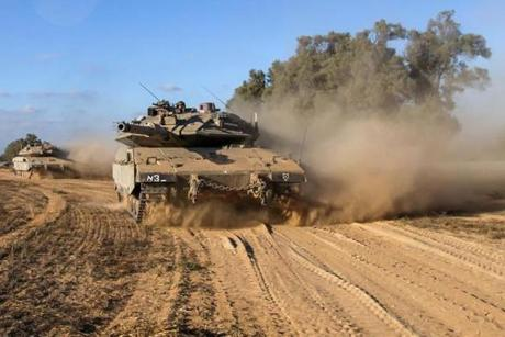 IDF also said it will call up an additional 18,000 reservists, following approval from the government.