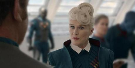 Glenn Close as Nova Prime.