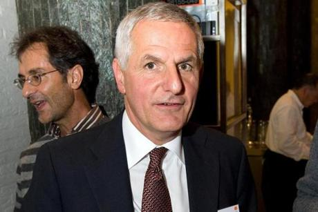 Among the passengers was former president of the International AIDS Society Joep Lange.