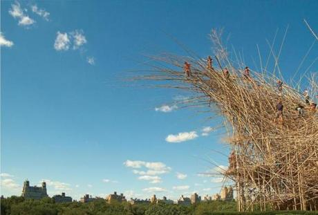 """Big Bambú: You Can't, You Don't, and You Won't Stop"" drew thousands in New York."