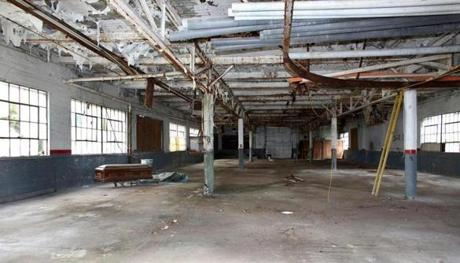 The brewers want to buy this space in Bowdoin-Geneva, a tough, poor, and violence-plagued area.