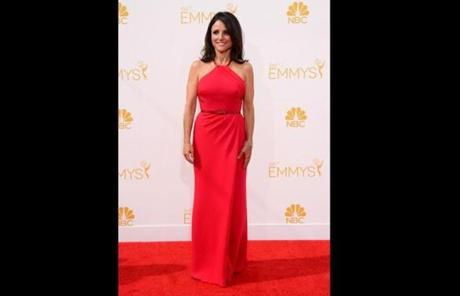 "Julia Louis-Dreyfus is nominated for lead actress, comedy, for ""Veep."""