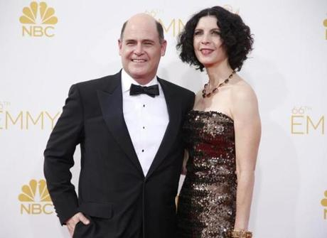 Matthew Weiner, producer of nominated