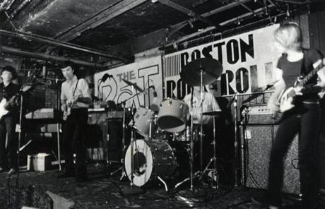 Talking Heads performed at The Rat in Kenmore Square in 1977. In 1997, after 23 years in business, the club closed.