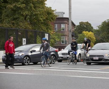 The increase in accidents has come as biking's popularity has soared.