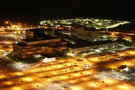 The NSA, as seen in the film.