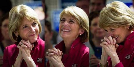 03:24 pm- 10/25/14 - Lowell, MA - PHOTO ESSAY - State Attorney General and Democratic candidate for Governor Martha Coakley joined Massachusetts Governor Deval Patrick for a campaign event in Lowell, MA at the Democratic Coordinated Campaign Office on Saturday afternoon, October 25, 2014. One day on the campaign trail with Democratic candidate for Massachusetts Governor, State Attorney General Martha Coakley. Item: photo essays. Dina Rudick/Globe Staff.