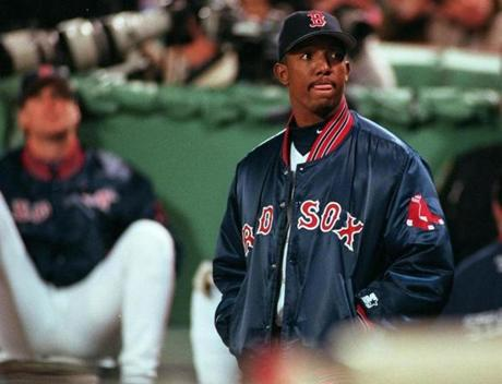 Pedro Martinez did not pitch in Game 4 of the 1998 Division Series game against the Indians despite requesting the opportunity.
