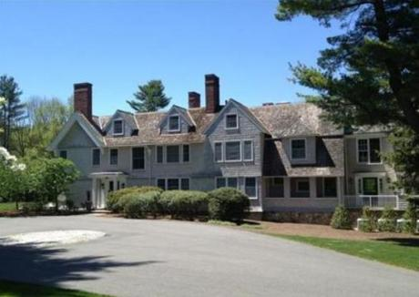 Most Expensive Homes For Sale In Mass The Boston Globe