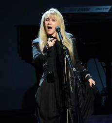 NEW YORK, NY - JULY 02: Singer Stevie Nicks performs at The Beacon Theatre on July 2, 2012 in New York City. (Photo by Jason Kempin/Getty Images) 21mature
