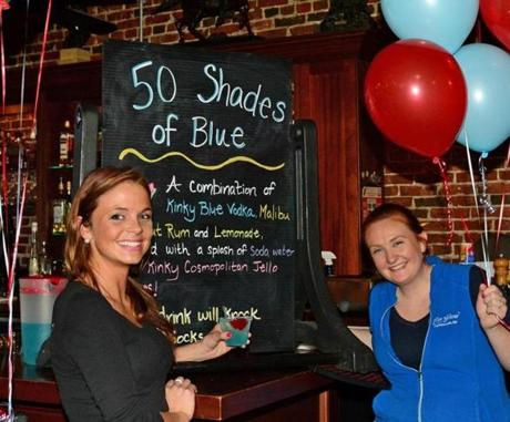 11winterfest - A pub crawl and cocktail competition are part of the fun during the Portsmouth Fire + Ice Festival (David J. Murray/Portsmouth Chamber of Commerce)