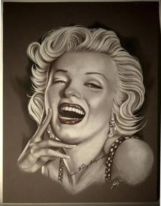 "Inmate Josh Pietrantonio said James ""Whitey"" Bulger signed his portrait of Marilyn Monroe as a joke."