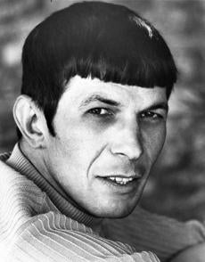 SPOCK VALUE: Leonard Nimoy attended Boston English High School and Boston College (he dropped out). Library Tag 04262009 Magazine
