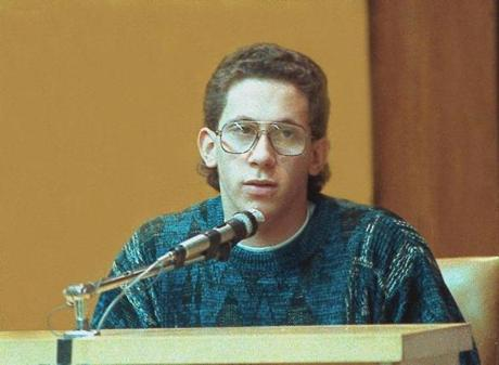Vance Lattime testified in 1991.