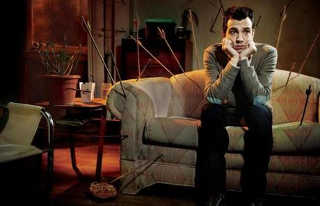 "Jay Baruchel as Josh in ""Man Seeking Woman."""