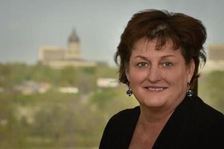 """People who are getting the tax benefit are saying, ""What is this about? This isn't stirring me to grow my business. It has hurt my town, my community,'"" said Julie Ford, the Topeka school superintendent."