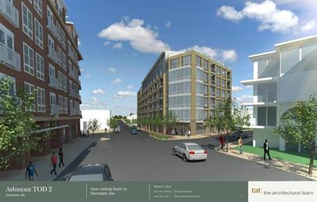 Ashmont TOD2 project