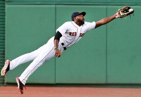 Jackie Bradley Jr. is one of the most coveted outfielders this offseason.